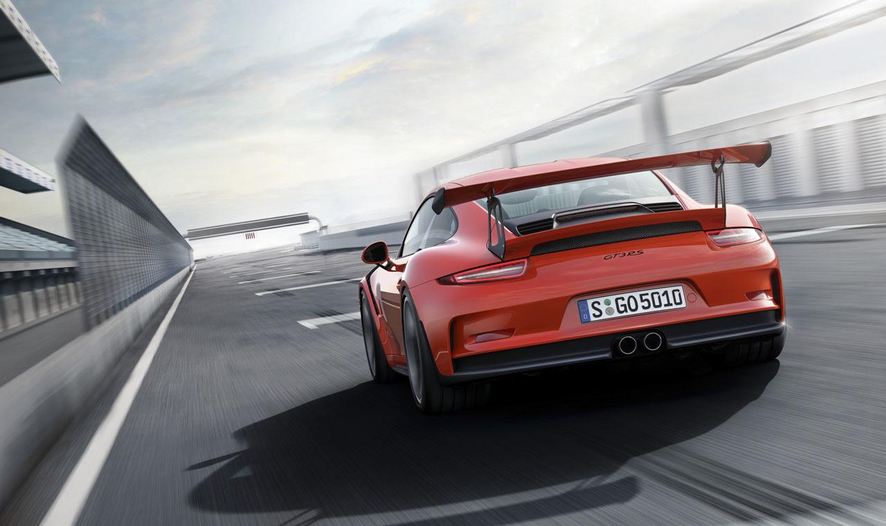 Foto de Porsche 911 GT3 RS 2015 (991) (4/10)