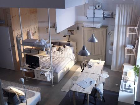 ¿Te independizas? Trucos para aprovechar al máximo tu primer mini-apartamento