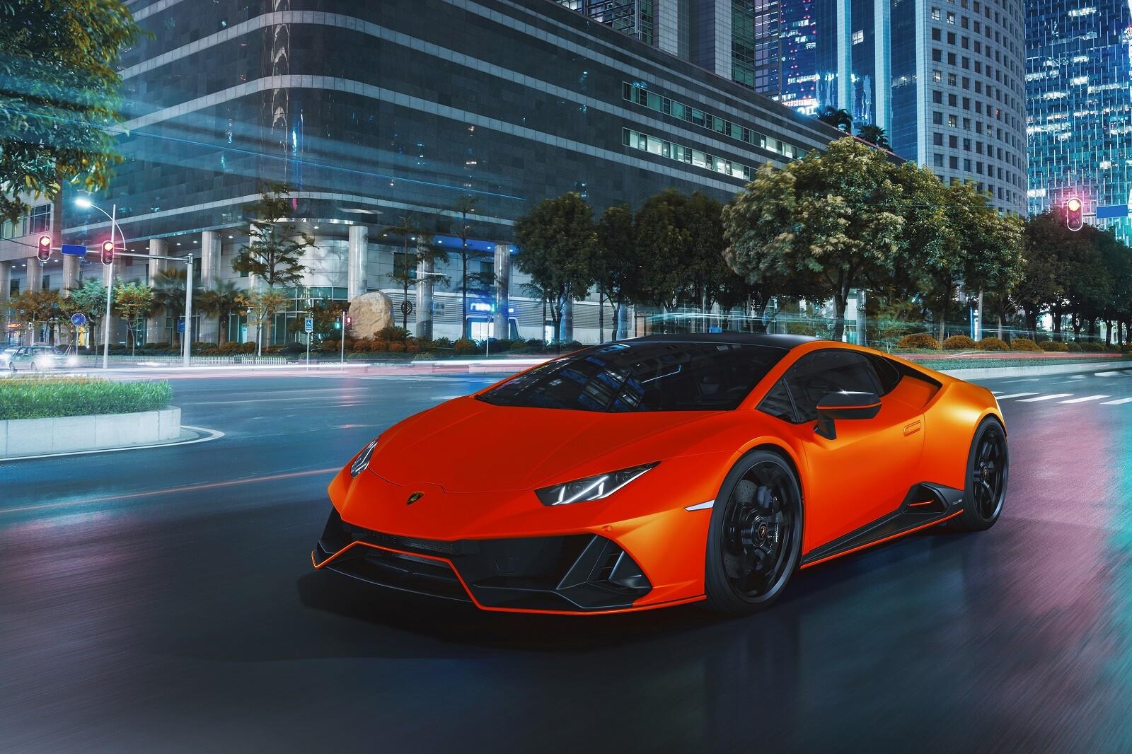 Foto de Lamborghini Huracán EVO Fluo Capsule (8/26)