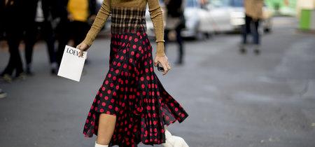 ¡Au revoir Semana de la Moda de París! Estas 14 imágenes resumen el mejor street style de estos días