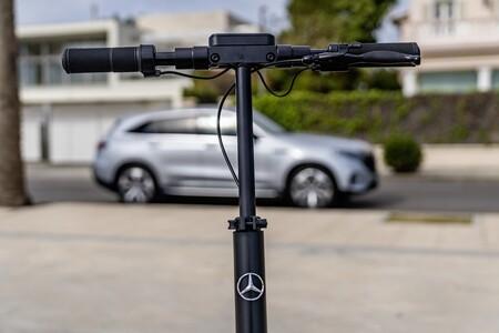 Mercedes Benz Escooter 001
