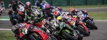SBK España 2019: horarios y dónde ver las carreras en directo