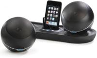 Dock con altavoces inalámbricos para el iPod