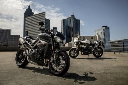 ¡Estilo hooligan! Mucha más electrónica y 150 cv para las nuevas Triumph Speed Triple S y RS