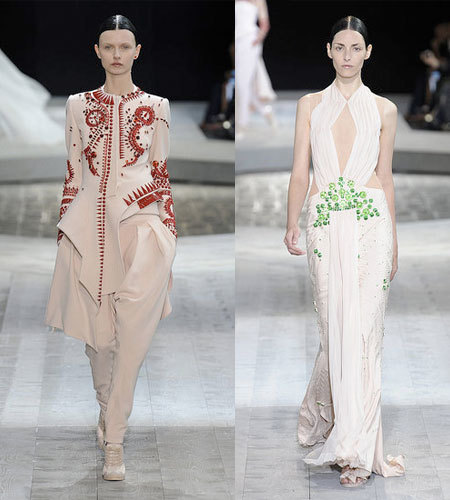 Givenchy Alta Costura Otoño-Invierno 2009/2010