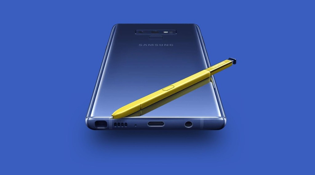 The Samsung Galaxy Note 10 prescindiría of physical buttons, and earphone jack