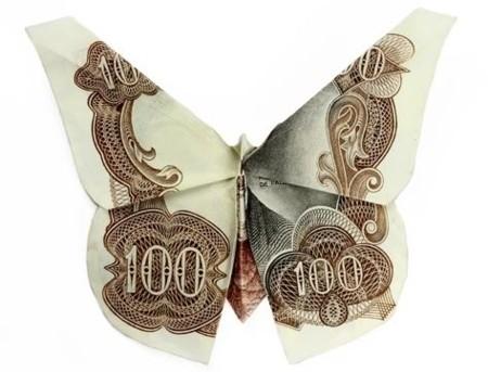 mariposa joya