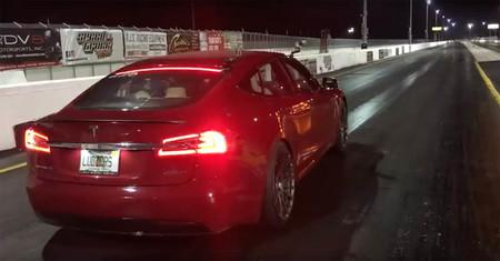 Pronto un Tesla será capaz de lograr un 0 a 100 km/h en menos de 2 segundos. ¿Es relevante?