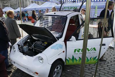 Endesa vende coches eléctricos