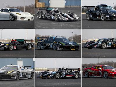 A subasta el garaje entero del equipo de carreras Level 5 Motorsports por un supuesto fraude