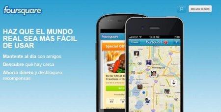Foursquare se reconvierte: de simple juego a completa red de recomendaciones