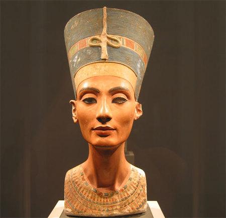 Nefertiti vuelve a exhibirse en Berlín