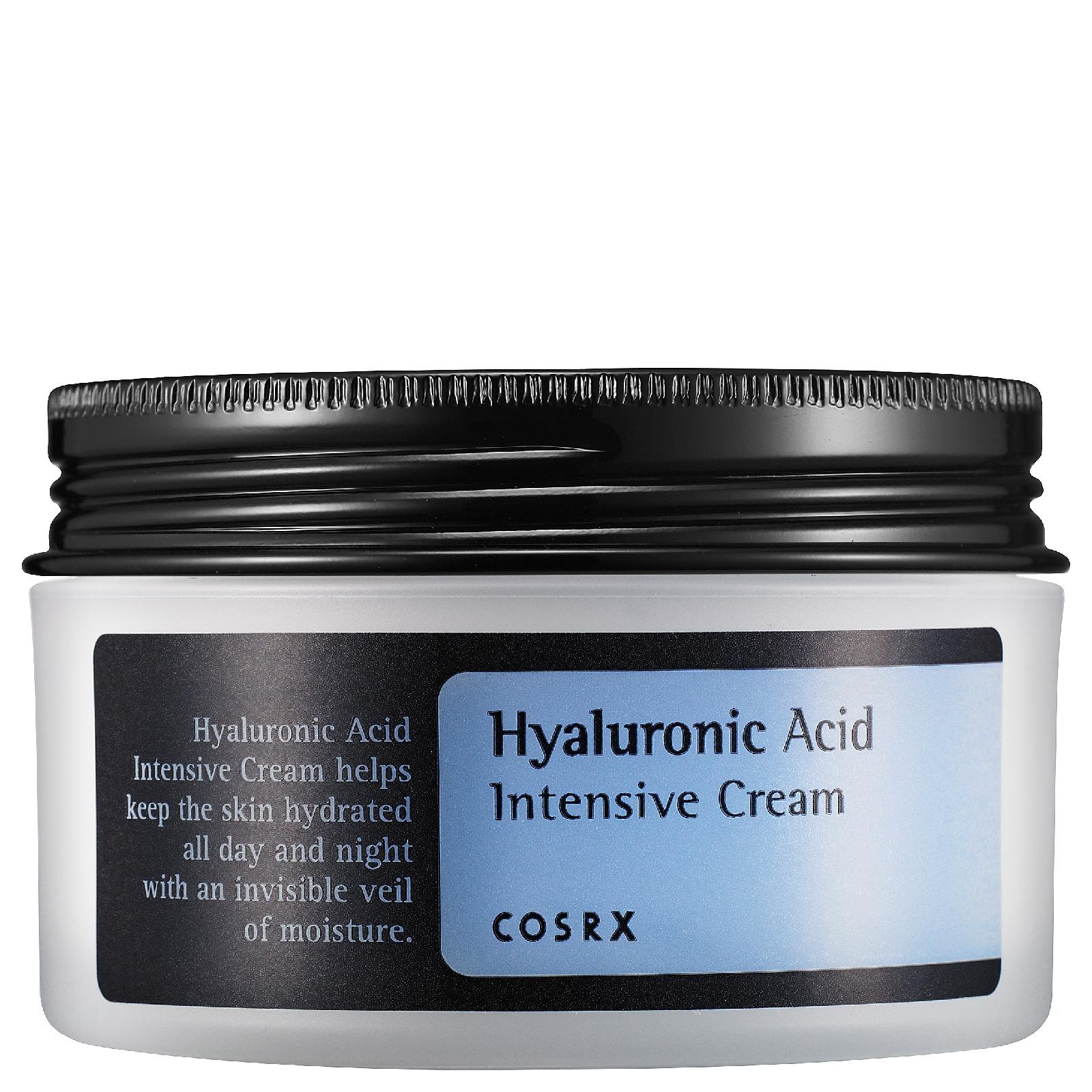 Crema intensiva con ácido hialurónico de COSRX 100 ml