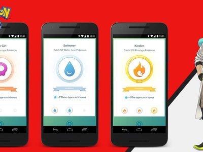 Las medallas de Pokémon GO servirán para algo en el futuro