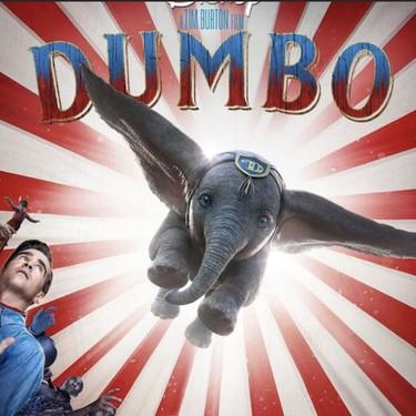 Disney nos regala el tráiler final de 'Dumbo', el remake de Tim Burton