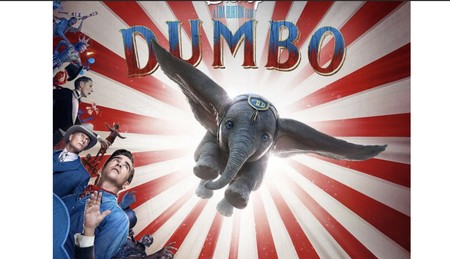 Disney nos regala el tráiler final de 'Dumbo', el remake de Tim Burton