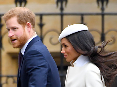 Meghan Markle pasa su primer acto oficial con nota y compite en estilo con Kate Middleton