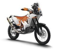 KTM Rally Replica, del Dakar a casa