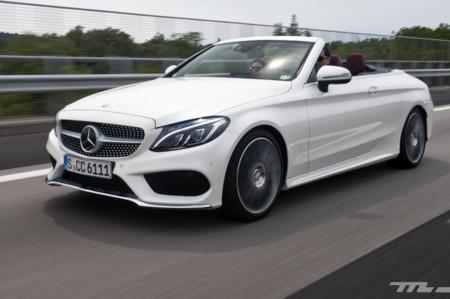 El Mercedes-Benz Clase C Cabrio ya tiene precio en España: desde 47.900 euros