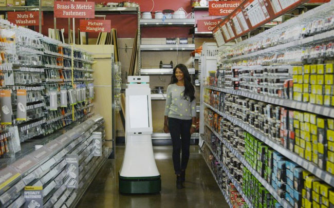 No te sorprendas si te atiende Oshbot, un robot asistente que ya está funcionando en Estados Unidos