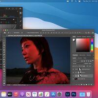 Photoshop tiene por fin soporte nativo para los Mac M1 con Apple silicon con la promesa de ser 1,5 veces más rápida