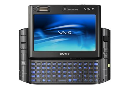 [CES 2007] Nuevo Sony VAIO UX Micro PC