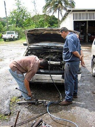 Jugar a los mecánicos está de moda