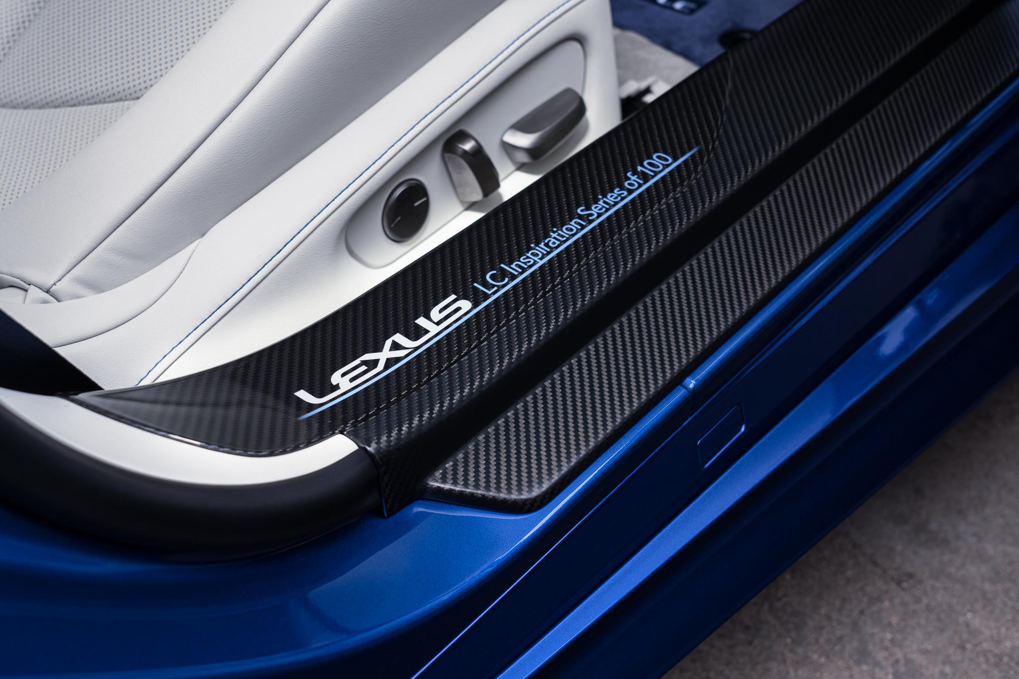 Foto de Lexus LC Cabrio Regatta Edition (20/32)