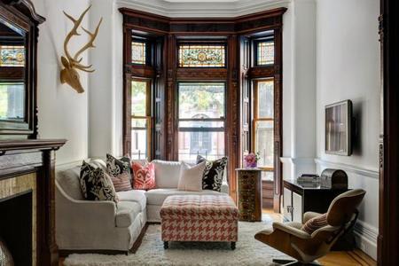 Espectacular remodelación de una casa victoriana en Brooklyn