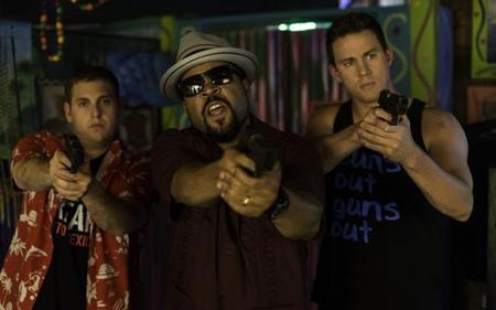 Jonah Hill, Ice Cube y Channing Tatum