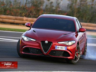 Alfa Romeo Giulia, mejor coche de 2016 según los lectores de Motorpasión