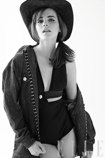 Emma Watson vaquera