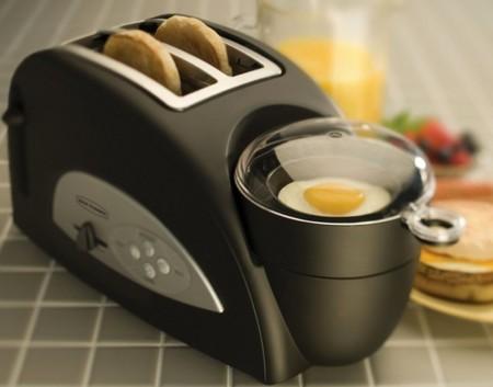 Prepara tu desayuno americano en cuestión de minutos
