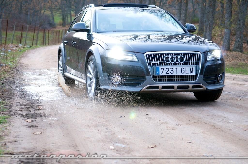 Audi A4 Allroad Prueba 7 18