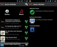 Music WithMe, una aplicación que sincroniza tu Android con iTunes