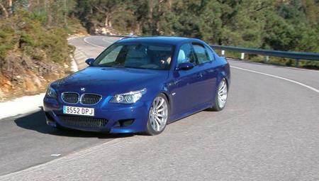 Especial 30 aniversario del BMW M5: E60 y F10, cuarta y quinta generación