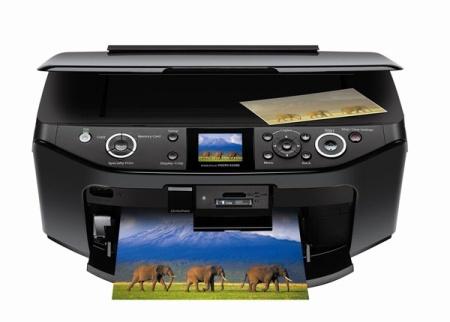 Impresoras Epson Stylus Photo R280, RX595 y RX680