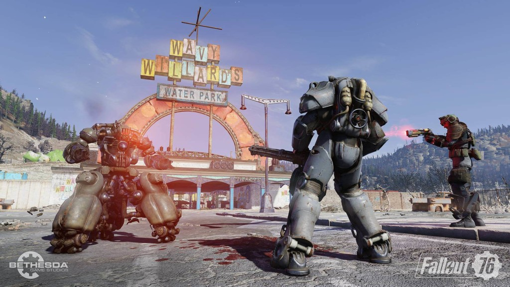 Este usuario de Fallout 76 ha construido un hotel que en realidad es una trampa para otros jugadores