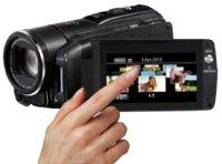 Canon solo añade más memoria en su nueva Legria HF M32
