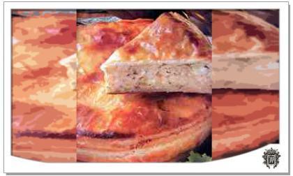El pastel Cierva, tradición Murciana
