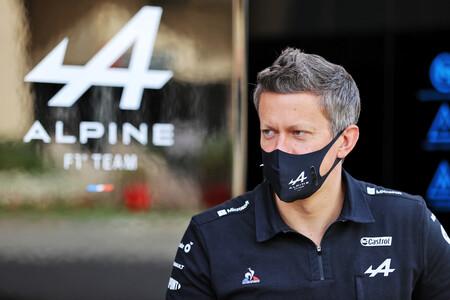 Budkoski Alpine F1 2021