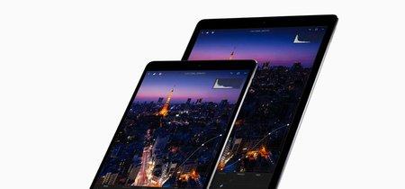 El nuevo iPad Pro de Apple apuesta por una pantalla de 10.5 pulgadas, con mejor rendimiento pero el mismo diseño