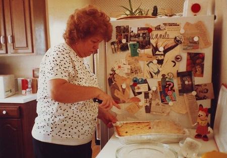 Los abuelos fomentan la dieta mediterránea