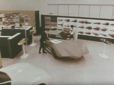 Así se diseñaban los Ford en los años 70