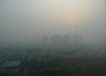 Historia de un arma de destrucción masiva de Londres a China: la nube de contaminación