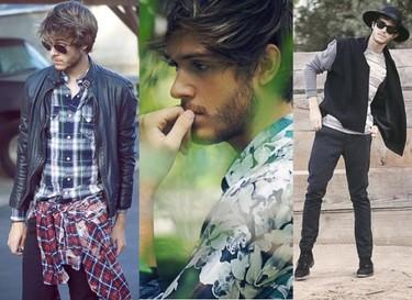 Los mejores looks de Adam Gallagher... los mejores looks, sin duda, de este Otoño