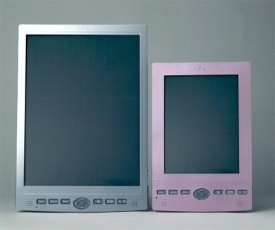 FLEPia, papel electrónico en color