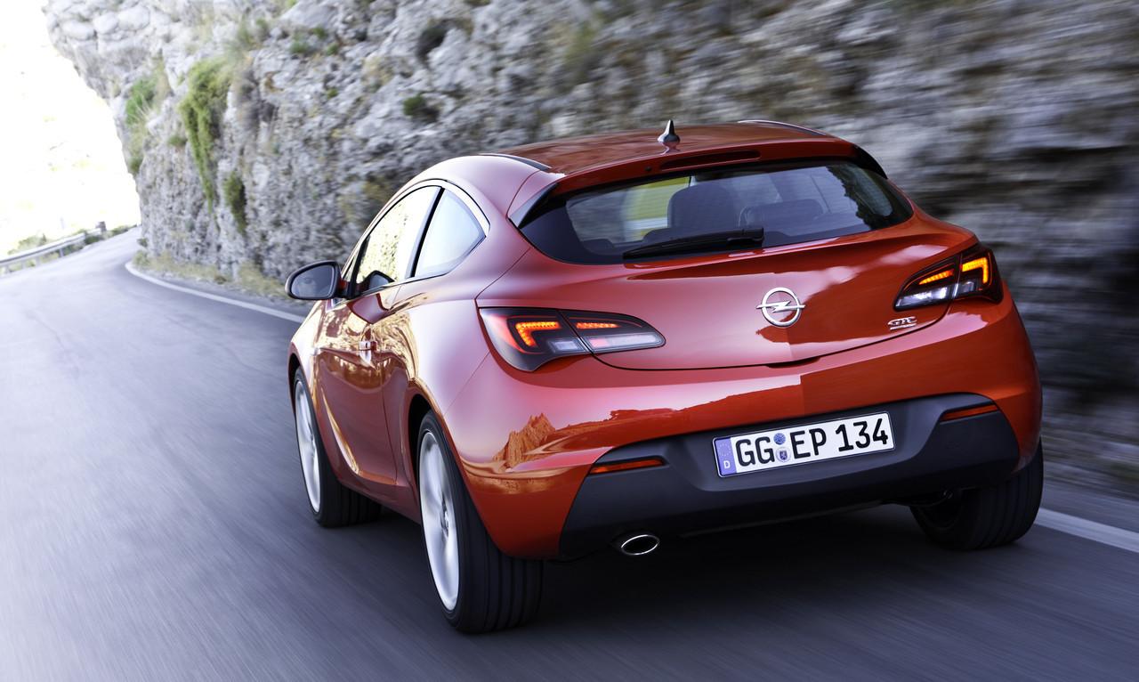 Foto de Opel Astra GTC (84/90)
