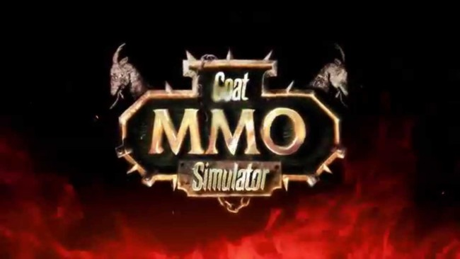 El momento que todos esperabais ha llegado. Llega Goat MMO Simulator