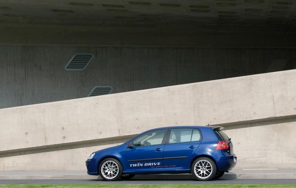 Foto de Volkswagen Golf Twin Drive (10/12)